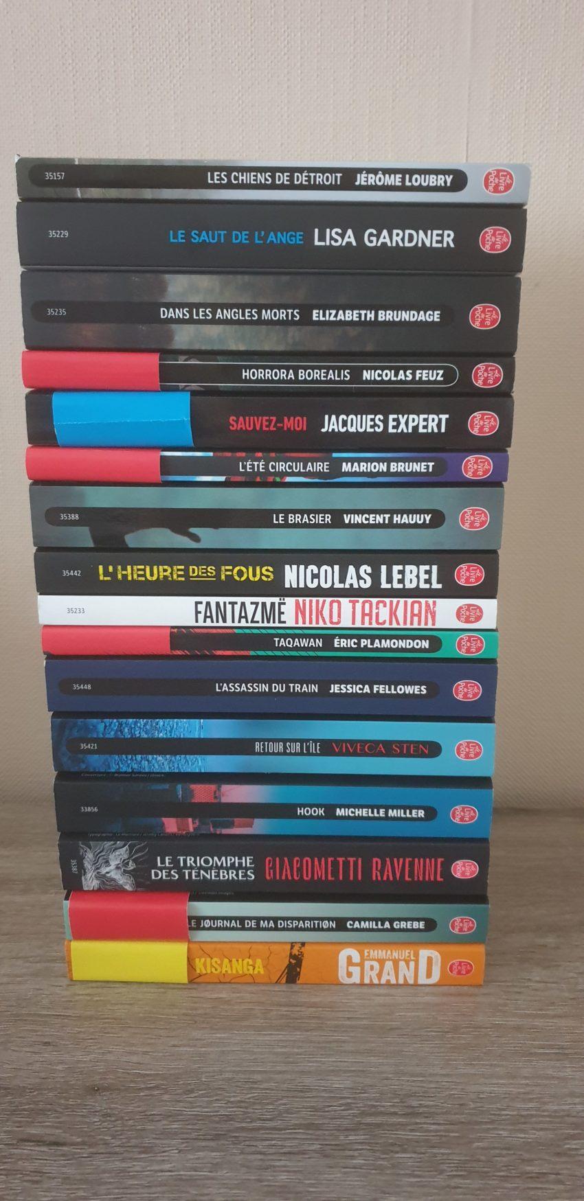 Prix Des Lecteurs 2019 Selection Polar Le Livre De Poche